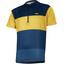 IXS Trail 6.1 Shortsleeve Jersey Men night blue/yellow